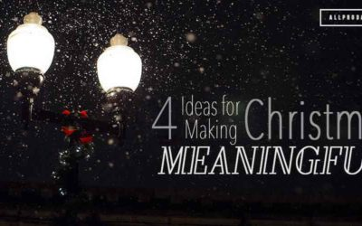 Making Christmas Meaningful