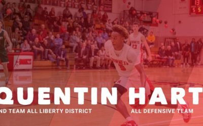 Hoops Hurray to Quentin Hart!